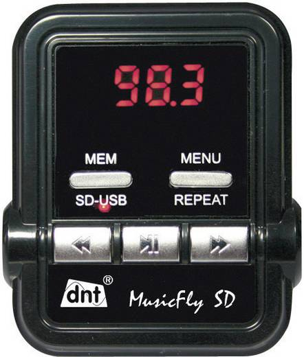 FM-transzmitter, DNT MusicFly SD