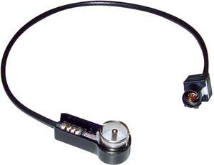 Autó antenna átalakító adapter, ISO 50 ohm, BMW, Volkswagen, AIV AIV