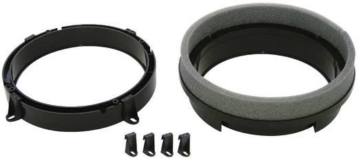 Hangszóró adapter 6 x 9-ről DIN 165-re, Alfa Romeo, Fiat, Mini, Opel, Seat, Skoda, Toyota, Suzuki, AIV