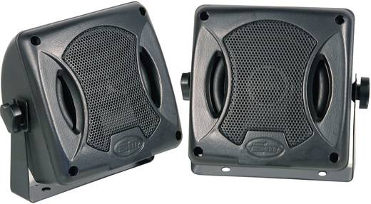 Hangfalpár, felszerelhető, két utas 80 W Boschmann PR-222