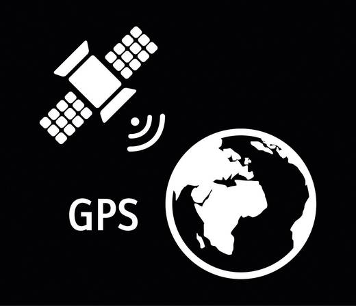 Pulzusmérő óra GPS-sel, MULTI NAV-3