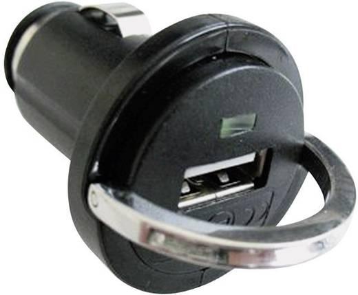 AIV szivargyújtós USB töltő, 12/24V 5V 1A