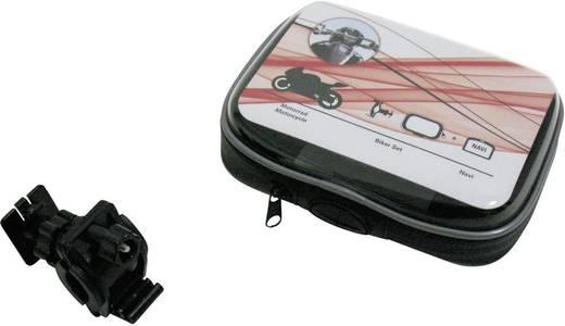 Tartó készlet navigációs készülékekhez, kerékpárhoz, AIV navi