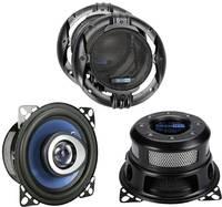 2 utas koaxiális hangszóró 200 W, SinusTec ST-100C (ST-100c) Sinustec