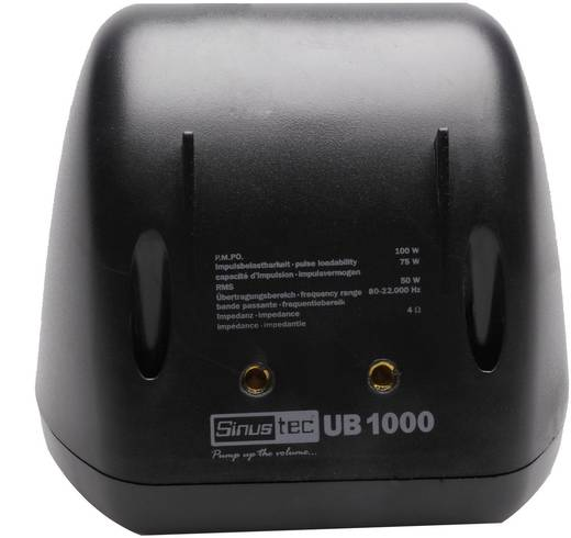 Felszerelhető hangszóró 100 W, Sinustec UB-1000