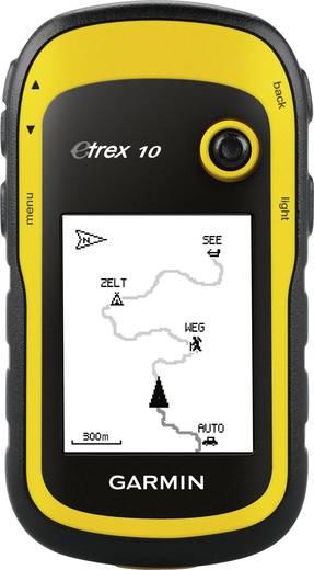 Szabadtéri GPS, Garmin eTrex 10