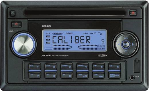 Autórádió dupla DIN méretű, Caliber RCD-801