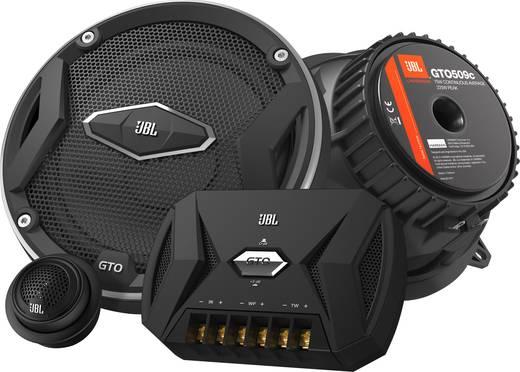Hangszóró 158 mm, 75/225 W, 3 Ω, JBL GTO 509C