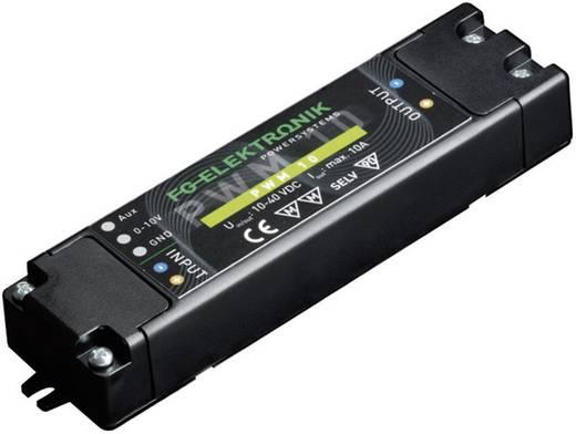 LED dimmer 400 W 0-10 A, bemenet: 10-40 V/DC, FG Elektronik PWM 10