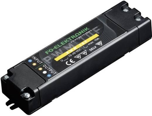 Rádiójel vezérlésű LED dimmer 400 W 0-10 A, bemenet: 10-40 V/DC, FG Elektronik PWM 10 F