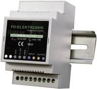 LED dimmer kalapsínre 400 W 0-10 A, bemenet: 10-40 V/DC, FG Elektronik PWM 2-10 (867001) FG Elektronik