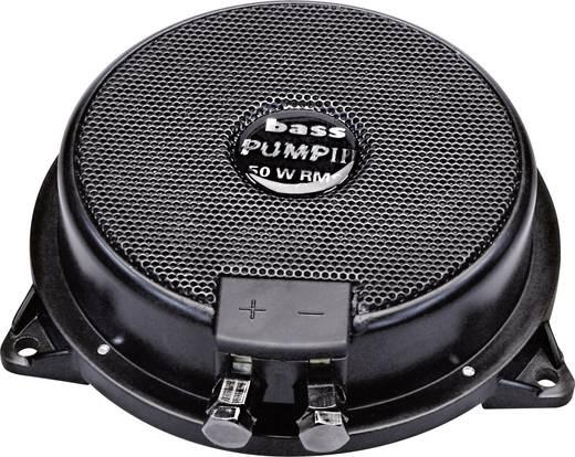Autó passzív mélysugárzó 130 mm 80 W Sinuslive Mélysugárzó, Bass-Pump III 8 Ω