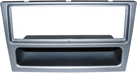 Autórádió beépítő keret Opel Corsa (ezüst)