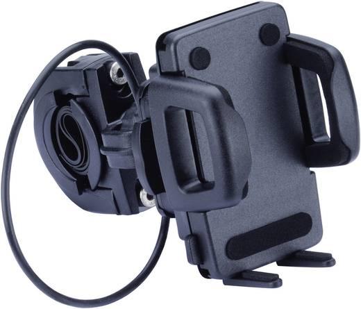 Kerékpárra szerelhető okostelefon tartó, Mini Phone Gripper 6+