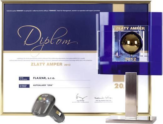 SIM kártyás autóriasztó Flajzar EMA GSM