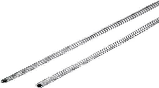 Lapos földelőkábel, 10 mm ², 200 mm M6, SZ 2412.210, 10 db