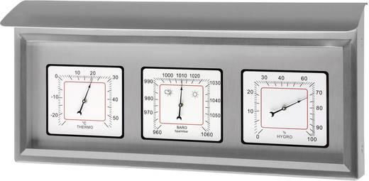 Analóg, kültéri időjárásjelző állomás, rozsdamentes acél, TFA 20.2036