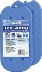 Hűtőakku, jégakku hűtőtáskába 2 x 330 g Ezetil G370 (886820) Ezetil