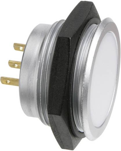 LED-es jelzőlámpa 2 színű LED-del, 24 V, piros/zöld, Signal Construct SMFE30224