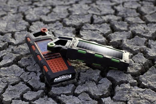Napelemes töltő és multifunkciós szabadidős eszköz, Soulra Raptor SP200 69537