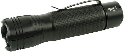 LED Kézilámpa Ansmann Agent 1 Elemekről üzemeltetett 120 lm 141 g Fekete