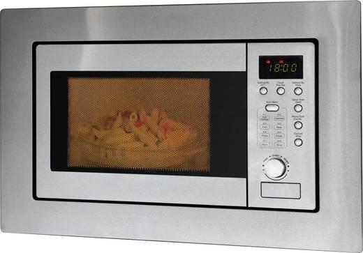 Grillezős mikrohullámú sütő 800/1000 W, Clatronic MWG 2215 EB 622151