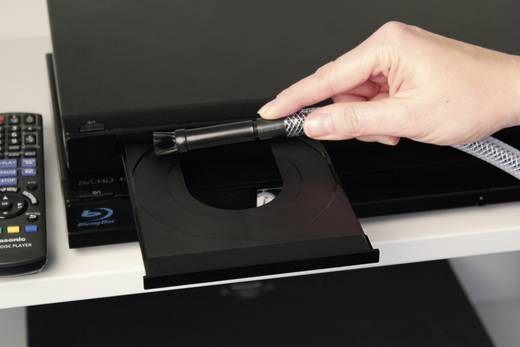 Tisztítófej készlet porszívókhoz, univerzális, Menalux D18N