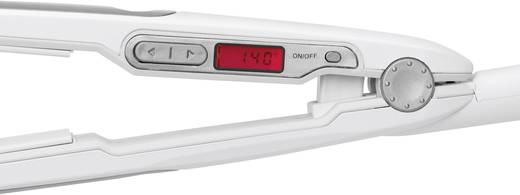Kerámia hajvasaló LCD kijelzővel, fehér, AEG HC 5585