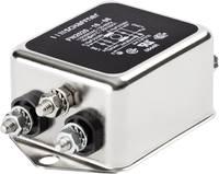 Zavarszűrő 250 V/AC 10 A 0.8 mH (Sz x Ma) 64 mm x 29.3 mm Schaffner FN 2020-10-06 1 db (FN 2020-10-06) Schaffner