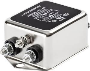 Zavarszűrő 250 V/AC 3 A 2.5 mH (Sz x Ma) 64 mm x 29.3 mm Schaffner FN 2020-3-06 1 db Schaffner