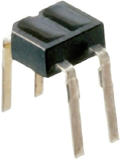 Miniatűr reflex fénysorompók KODENSHI Auk SG-105F3(CA) Optoelektronikus reflex csatolók Hatótáv 0.8 mm