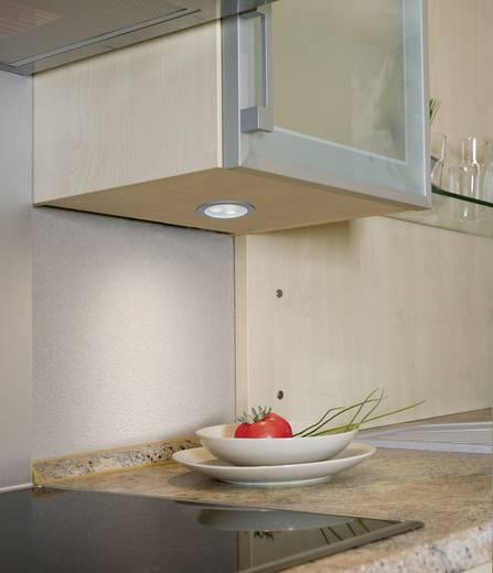 LED-es beépíthető lámpa, nagyteljesítményű LED, 3x3 W, 12VA, 230V/350mA, 76mm, alumínium, Paulmann