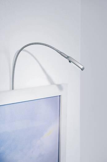 LED-es felcsíptethető lámpa, titán Fixen beépített LED-es, Paulmann Assistent Natrix 99687