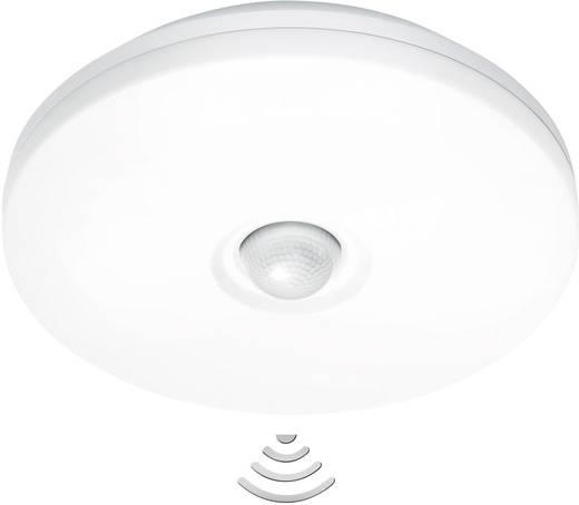Kültéri mennyezeti lámpatest mozgásérzékelővel, 2G7, 2x9 W, 230 V, fehér, Steinel DL 850 S 760113