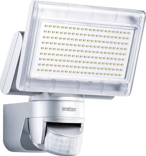 Mozgásérzékelős kültéri LED-es fali reflektor, 230 V/12 W, ezüst, Steinel XLED Home 1 2688