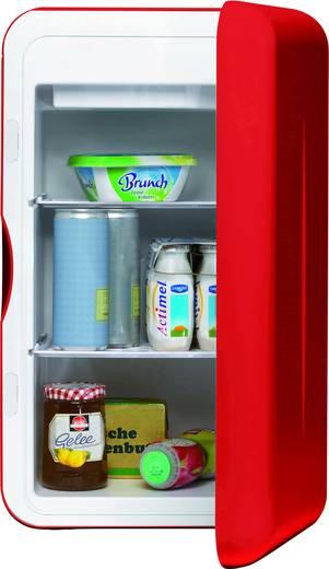 Mini hűtőszekrény piros színű 14l-es 230V MobiCool F16