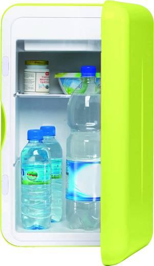 Mini hűtőszekrény zöld színű 14l-es 230V MobiCool F16