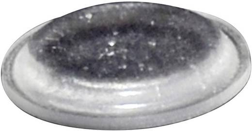 TOOLCRAFT Elasztikus puffer, öntapadó PD2122C (Ø x Ma) 12.7 mm x 1.8 mm átlátszó
