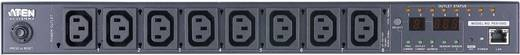 Számítógép tápegység elosztó, 8 portos, lekapcsoló funkcióval Aten PE6108G-AX-G