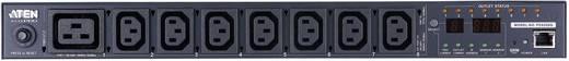 Számítógép tápegység elosztó, 8 portos, lekapcsoló funkcióval Aten (7xC13,1xC19) PE8208G-AX-G