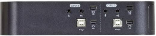 4 Portos KVM switch USB és mini DisplayPort csatlakozóval Aten CS1944-AT-G