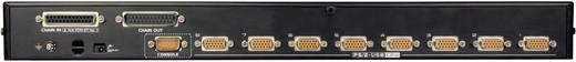 8 portos KVM switch USB és PS/2 VGA csatlakozókkal Aten CS1708A-AT-G