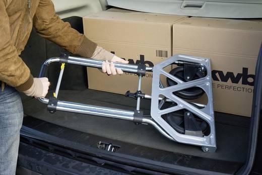 Összecsukható szállítókocsi, alumínium, max. 100 kg
