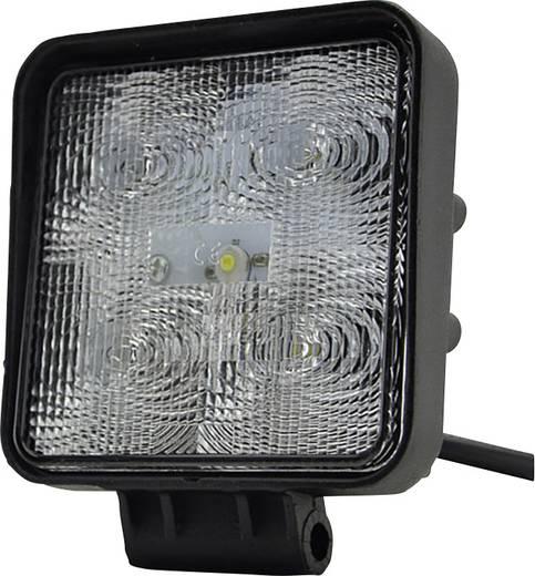 LED-es lámpa, 12/24 V (Sz x Ma x Mé) 110 x 110 x 41 mm, 2500 lm, SecoRüt