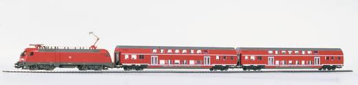 H0 helyiérdekű vonat, start készlet, analóg