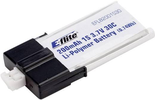 Blade LiPo akku 3,7 V 200 mAh, Blade mCP X 2-höz EFLB2001S30