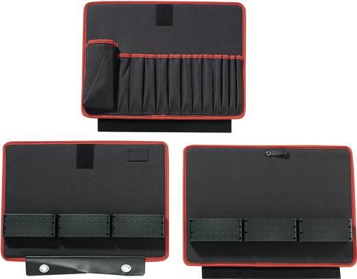 Szerszámtartó tábla és fedőlap, 2 db, Toolcraft 405374 ABS