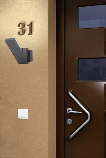 Kültéri fali lámpa, házszám megvilágítás 230V/50Hz 2 x 3 W 12701 LED Conrad Sunset