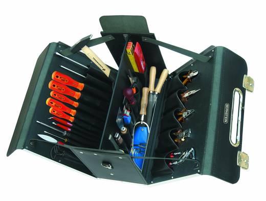 Villanyszerelő szerszámkoffer, 42 részes szerszám készlettel, Bernstein MULTI 5600