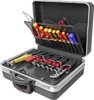 Elektronikai szerszámkoffer, 32 részes szerszám készlettel, Bernstein COMPACT MOBIL 7300 (7300) Bernstein